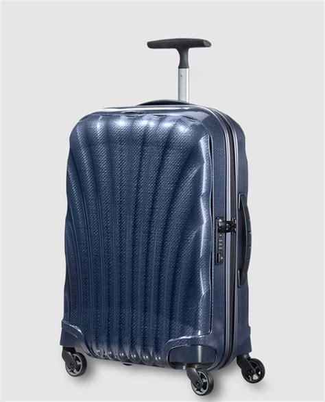 samsonite cabina maleta samsonite cosmolite r 237 gido azul de cabina con