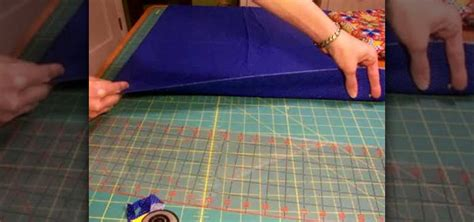 Cutting Strips For Quilting how to use a rotary cutter to cut strips for quilting