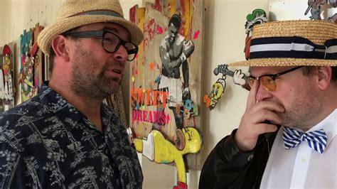 boston tom pop art k 252 nstler tom boston galerie mensing youtube