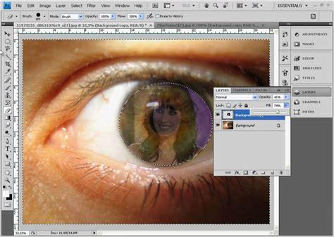 tutorial photoshop cs5 paisaje en el rostro identi como hacer un fotomontaje de un paisaje tutorial photoshop