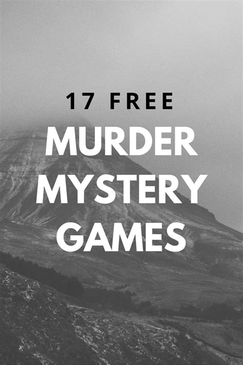 free murder mystery dinner to 15 must see mystery dinner pins mystery dinner