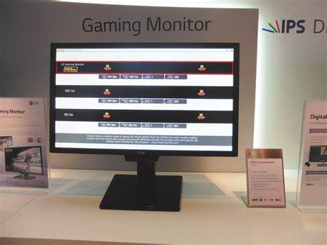 Monitor Lg 24gm77 lg 24gm77 gaming monitor 144hz and less than 1ms refresh