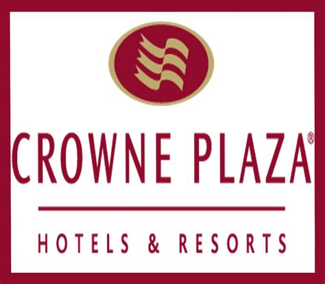 crown plaza hotel and restaurants logos