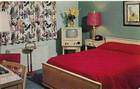 bedroom interior  inspiration   bedroom vintage retro bedrooms motel room