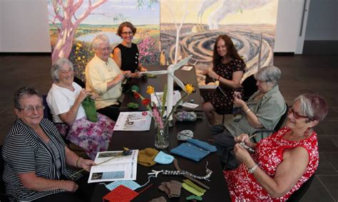 Tas Fossil Kendall Cb Wine knitters envisage a fossil fuel free future the courier