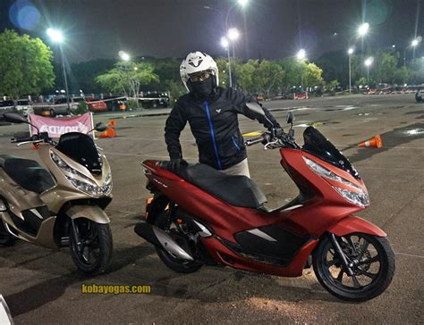 Pcx 2018 Test Ride by Review Dan Test Ride All New Honda Pcx 150 2018