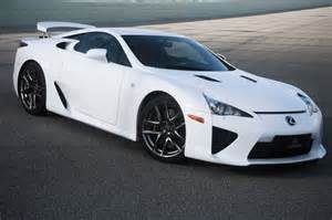 lexus lfa your source for car information