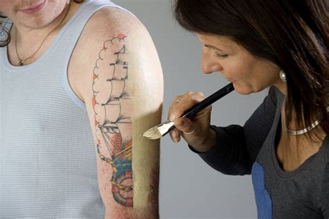 kat von d tattoo cover up makeup uk tattoo coverup pictures case studies showing how to hide
