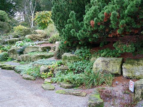 Rock Garden Photos with Kew Gardens