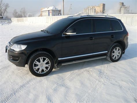 2009 Volkswagen Touareg by Used 2009 Volkswagen Touareg Photos 3000cc Diesel