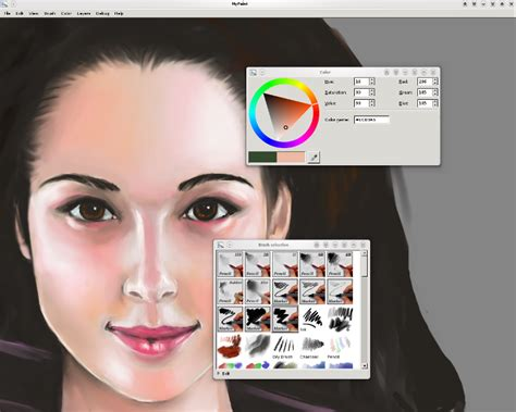 painting free software two free painting programs