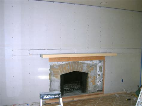 Drywall Brick Fireplace by How To Build A Standard Wall A Wall How Tos Diy