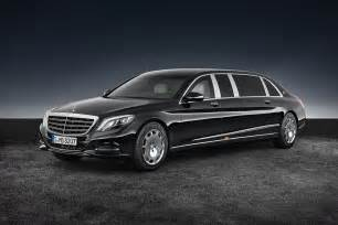 Mercedes Pullman Guard Mercedes Maybach S 600 Pullman Guard Uncrate