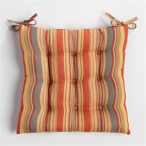 stripe chair cushion world market