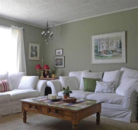Green Walls Living Rooms Conceptstructuresllc