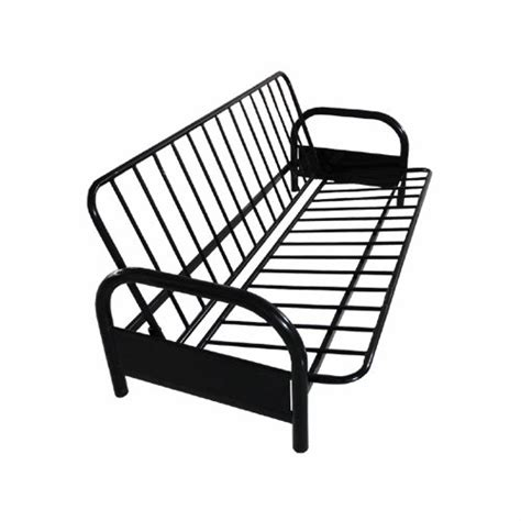 Wrought Iron Futon by Multipurpose Wrought Iron Metal Futon Sofa Bed From