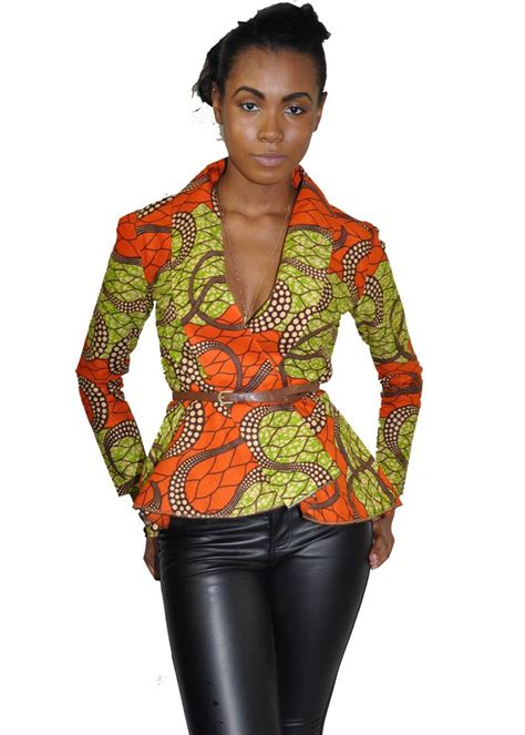 latest ankara jacket 92 best images about africtire on pinterest african