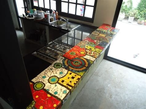 Mosaic Kitchen Countertop Ideas by 61 Curated Mosaic Ideas By Ckhomes4sale Mosaics