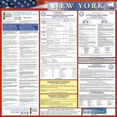 new york workers compensation law section 11 new york labor law posters