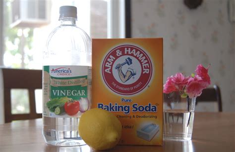 natural bathroom cleaner baking soda vinegar how to clean toilet with vinegar and baking soda