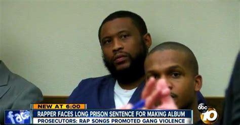 Future Rapper Criminal Record California Rapper No Criminal Record Faces Sentence In Prison For His Album