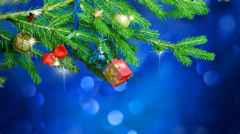 christmas decorations hd wallpaper 9574