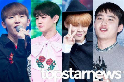 blackpink oldest to youngest four male idols who often get mistaken as the youngest