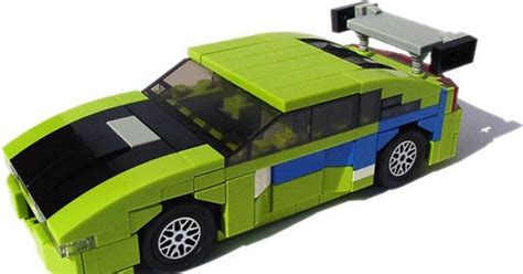 lego mitsubishi eclipse mitsubishi eclipse from the fast and the furious