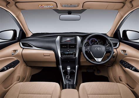 toyota limo interior 2018 toyota vios toyota yaris sedan interior