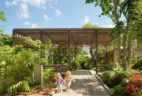 Naples Botanical Garden Visitor Center Lake Flato Botanical Garden Events