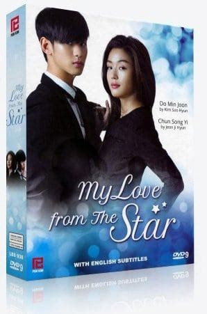 film korea my love from the star picture of my love from the star korean tv drama