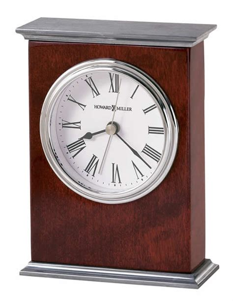 howard miller carriage style table alarm clock kentwood 645481