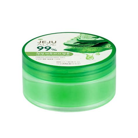 the shop jeju aloe fresh soothing gel 300ml