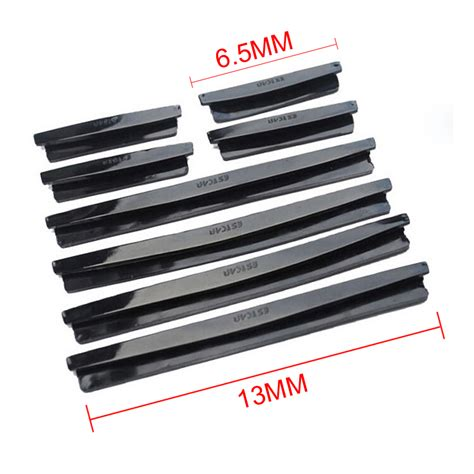 Universal Car Door Edge Guards Trim Molding Protection Transparent Str universal auto molding autos post