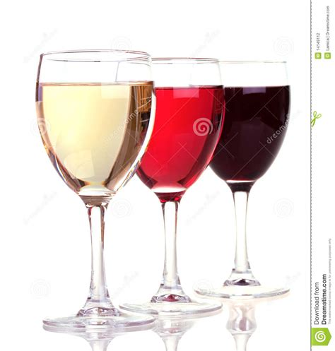 white and red rose wine glass red rose and white wine in a wine glasses stock