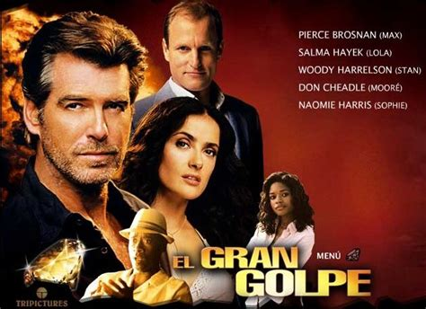 el gran golpe pierce brosnan files after the sunset gallery promotional photos 1