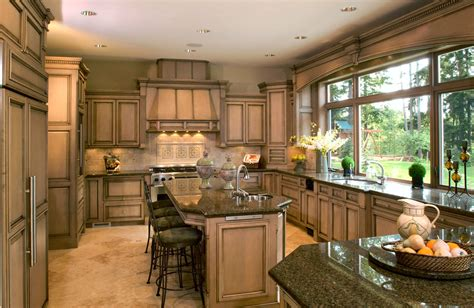 Classic Kitchen Design Ideas Traditional Kitchen Designs And Elements Theydesign Net