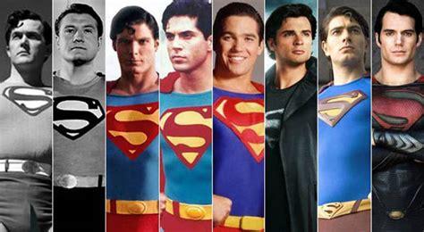 actor vein batman every live action superman actor costume ranked worst to best
