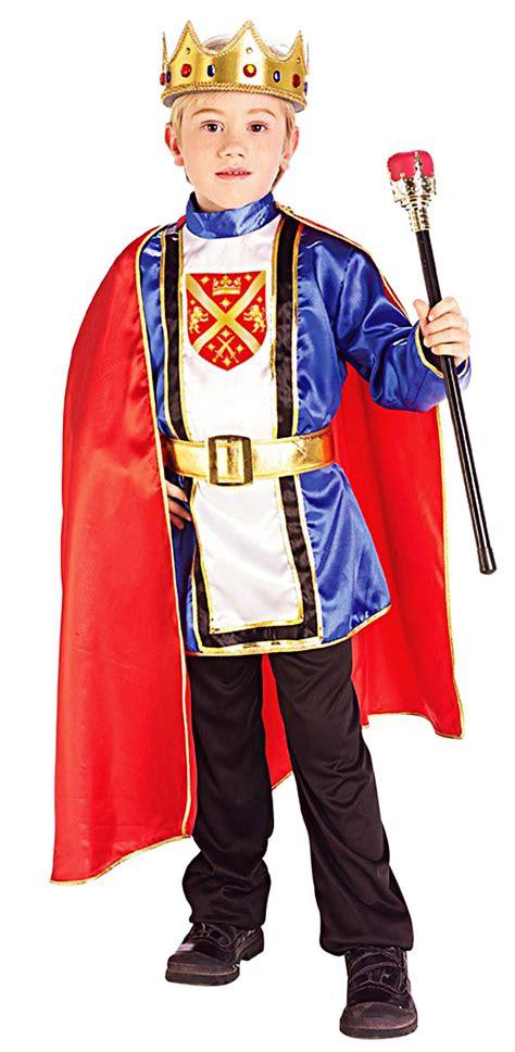 St Kid Biru kostum raja anak baju pangeran sewa kostum anak