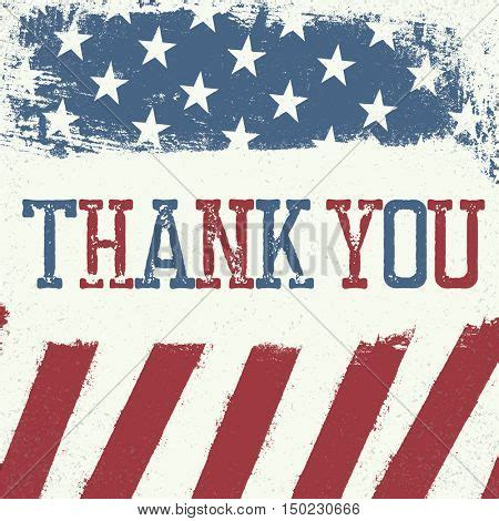 patriotic thank you card template veterans day greeting card design patriotic poster design