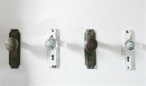 Door Knobs As Hooks by Anitque Door Knobs As Towel Hooks Traditional