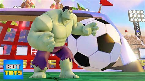 el increible hulk dibujos animados de los vengadores