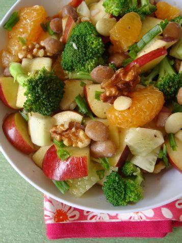 Detox Cucumber Salad by High Food Apple Broccoli Cucumber Salad Recipe