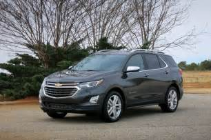 2018 chevrolet equinox review drive news cars