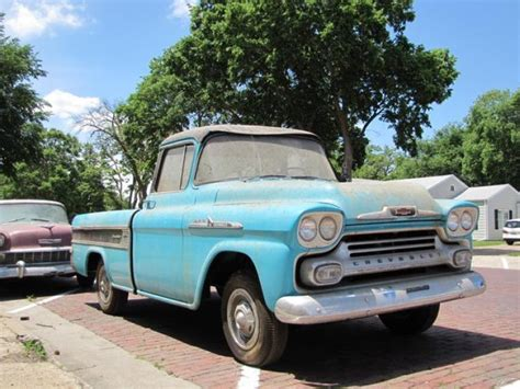 chevrolet mile of cars for sale 1958 chevrolet up truck with 1 mile on the