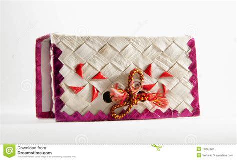 Handmade Decorative Boxes - decorative handmade wedding cake box stock photo image