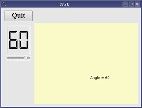 qt language tutorial qt 174 4 tutorial for the ruby programming language