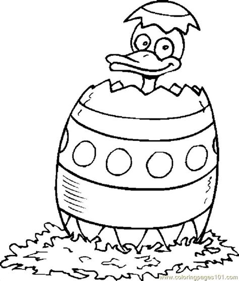 coloring pages duck egg duck in easter egg 3 coloring page easter eggs colouring