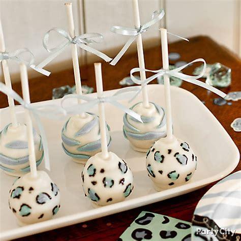 Safari Baby Shower Ideas For Boy by Boy Baby Shower Jungle Theme Cake Pops Idea City