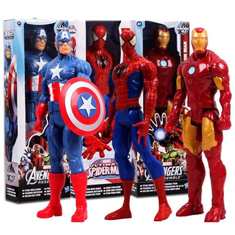 Figure Iron Captain America aliexpress buy 12 quot 30cm marv